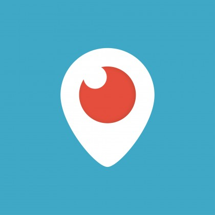 social network, social networks, Vector periscope icon