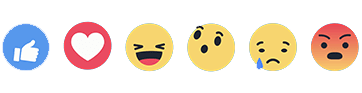 business, ideas for your business, facebook reactions