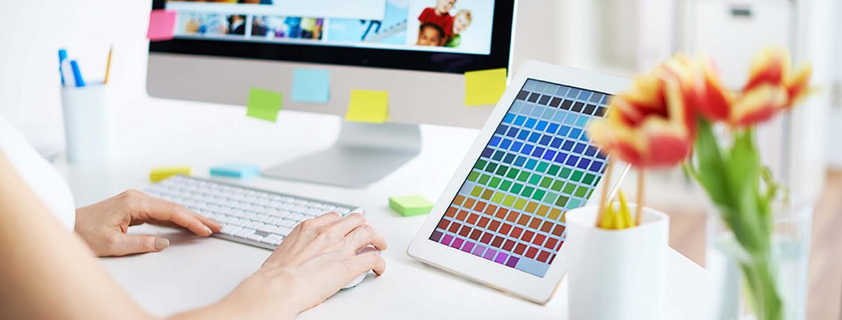 Why colors are important with Website Design